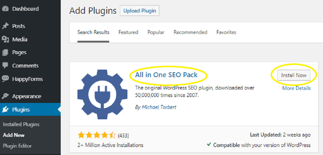 All in One SEO Pack Review