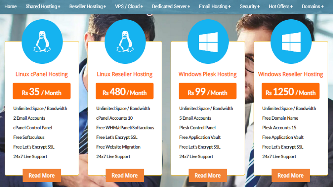 Cheapest and Best Indian Web Hosting Company Hostripples