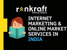 Rankraft- Internet Marketing & Online Marketing Services in India