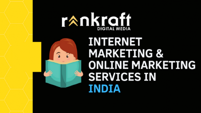 Rankraft- Internet Marketing & Online Marketing Services in India
