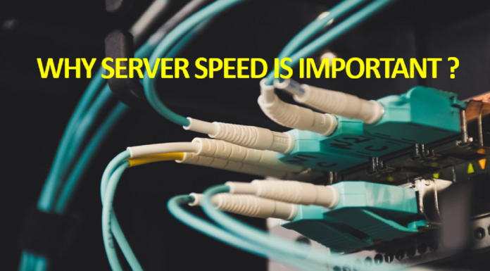 Importance of Server Speed in Increasing Revenues