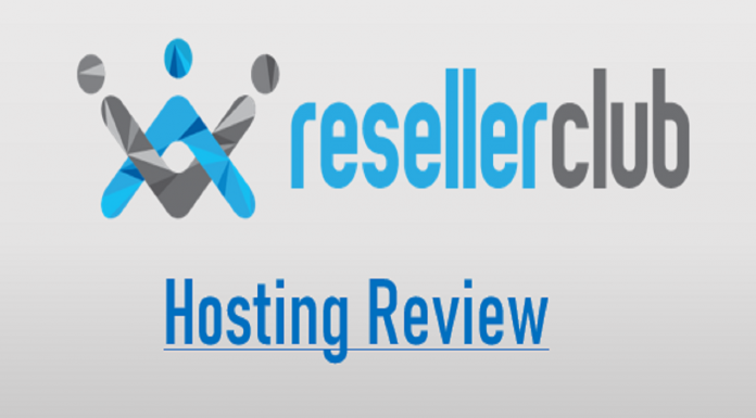 ResellerClub Hosting Review
